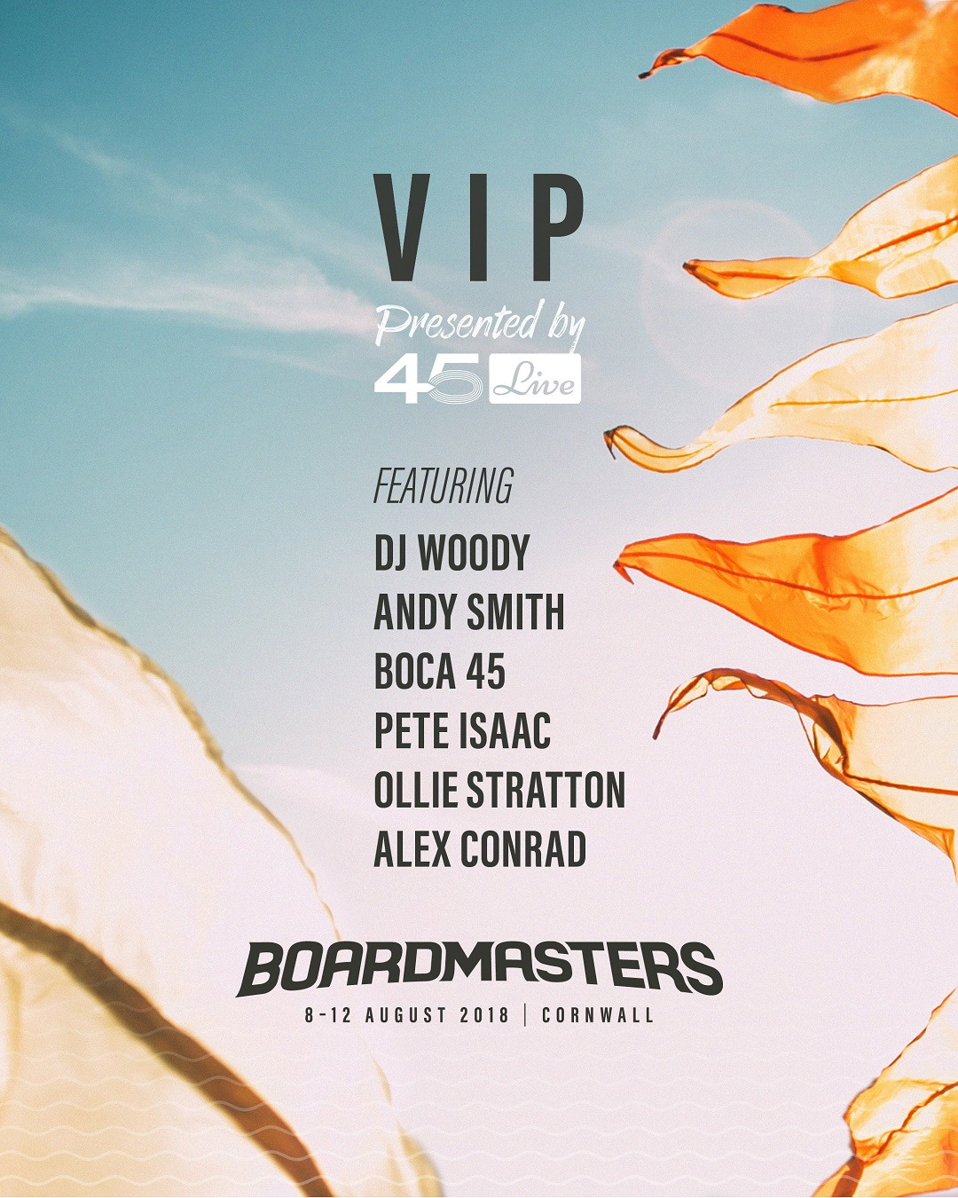 Last Chance Vip Tickets On Their Final Tier Boardmasters