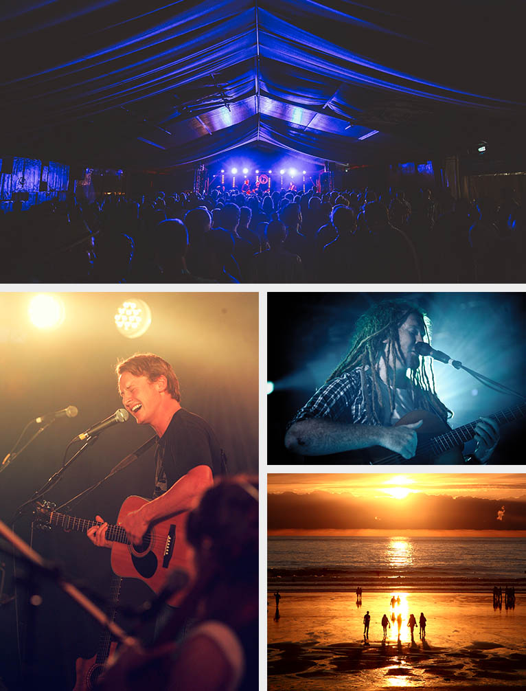 Boardmasters Festival 2015 2015 Beach Sesssions Gig Ben Howard The 1975