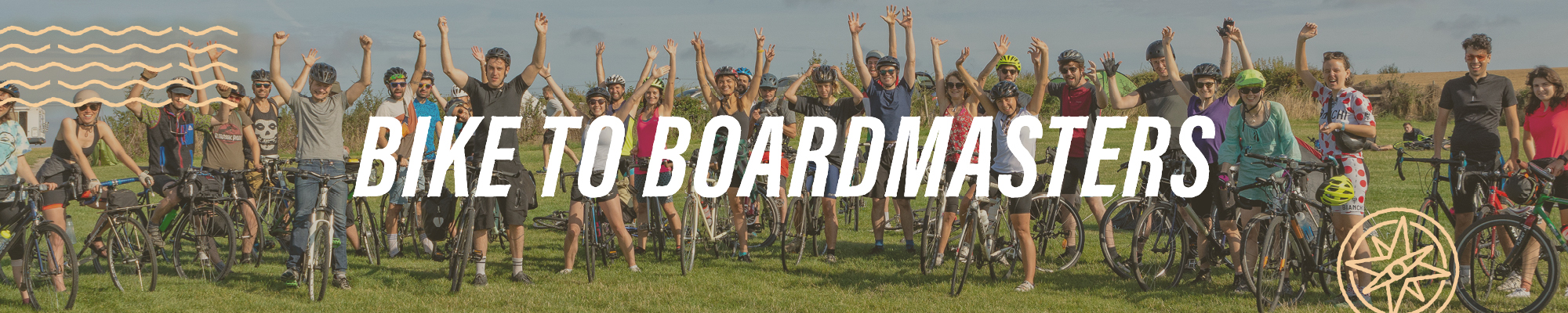 Bike To Boardmasters