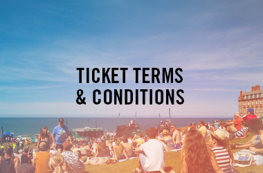Festival Entry Terms & Conditions