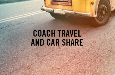 Coach Travel & Car Share