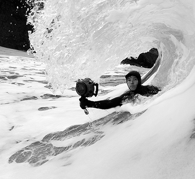 Behind The Lens With Wave Photographer Mike Lacey