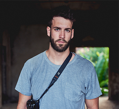 Behind The Lens With Oli Hillyer-Riley