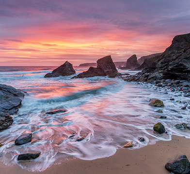 Top 8 Cornish Beaches For A Sunset