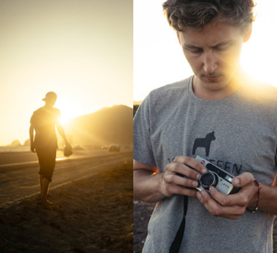 Behind The Lens With Toby Butler