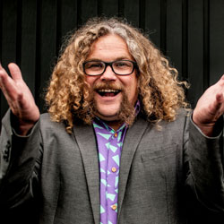 Laughter Yoga with Curly Steve