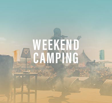 Weekend Camping Tickets